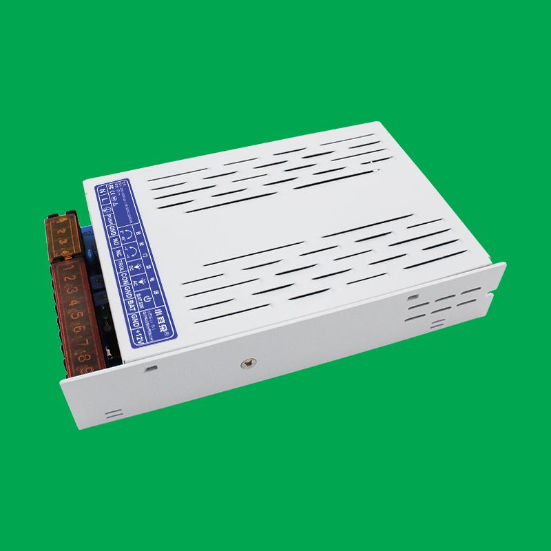 网状导轨式UPS门禁电源12V/5A规格