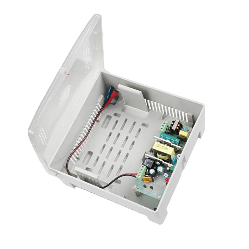 塑料箱式UPS电源12V/3A/7Ah规格