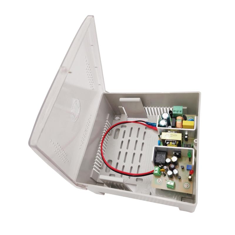 塑料箱式UPS电源12V/5A/7Ah规格