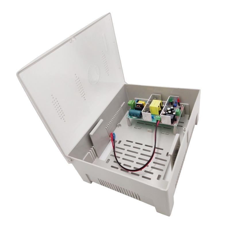 塑料箱式UPS电源12V/3A/17Ah规格