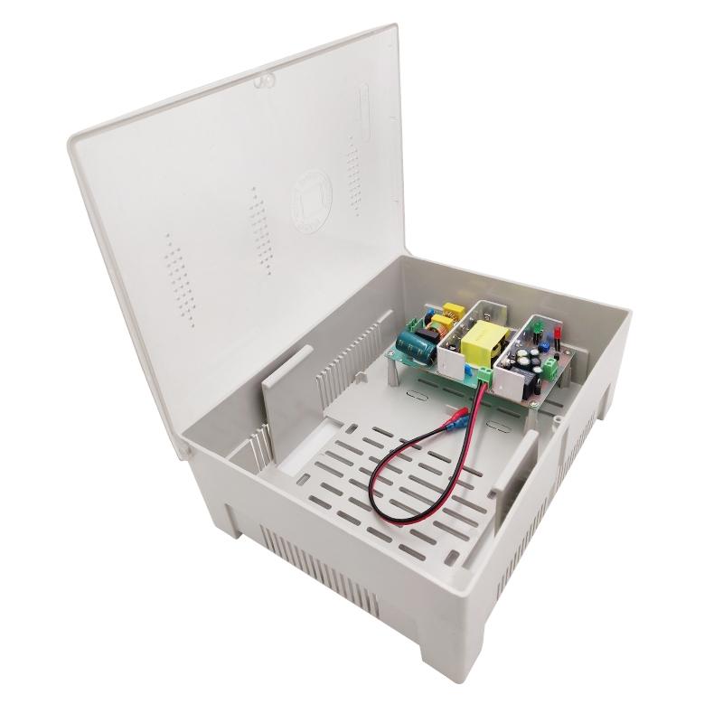 塑料箱式UPS电源12V/5A/17Ah规格