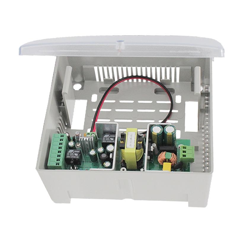 塑料箱式UPS门禁电源12V/5A/7Ah规格