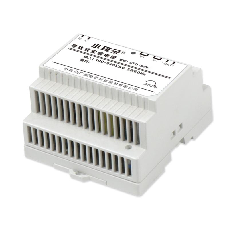 导轨式安装UPS电源24V/1.5A规格