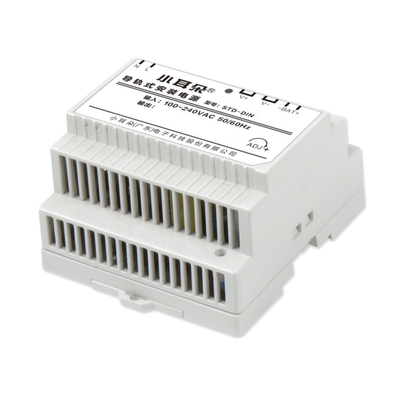 导轨式安装电源12V/5A规格