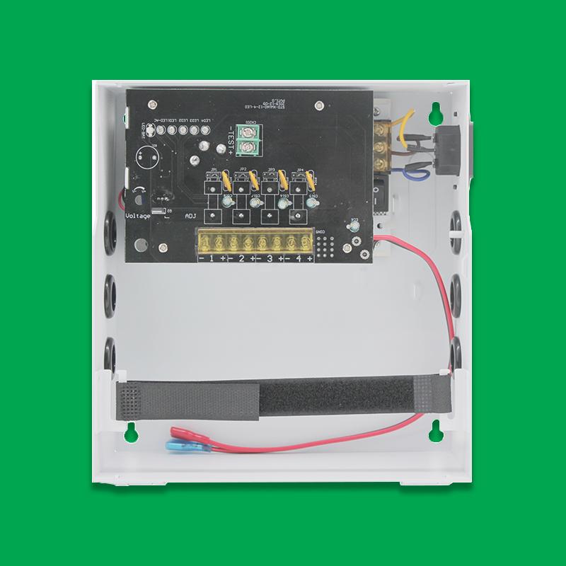 Z型箱式4路直流电源12V/60W规格