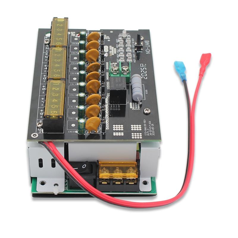 9路直流电源12V/120W规格