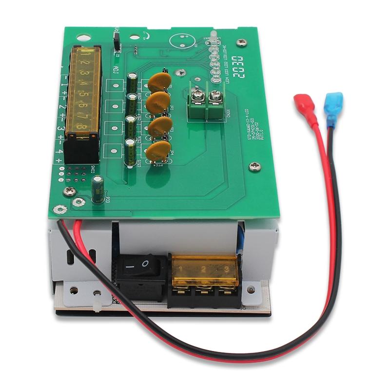 4路直流电源12V/60W规格