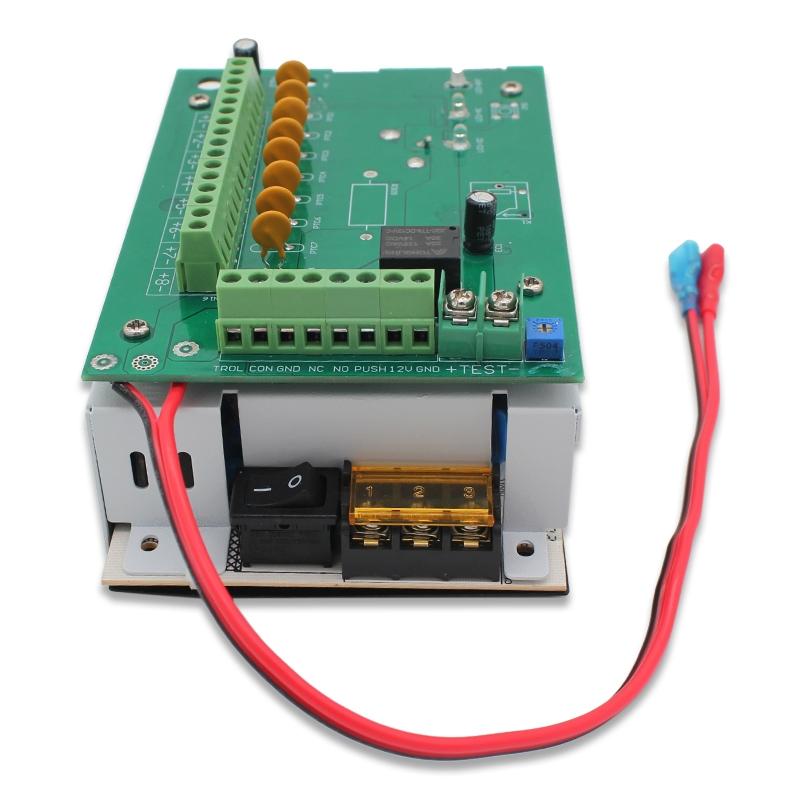 带8路输出型门禁电源12V/10A规格