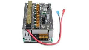 如何调整电源适配器输出电压噪声?